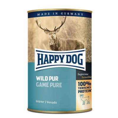 Happy Dog pure 6 x 400 g
