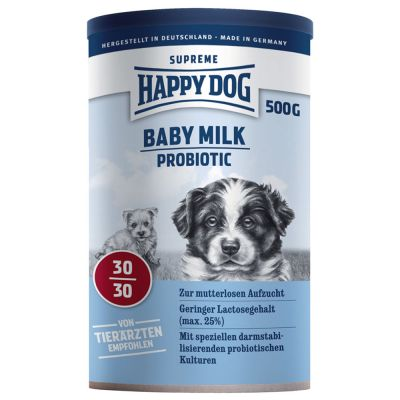 Happy Dog Supreme Baby Milk Probiotic pour chiot