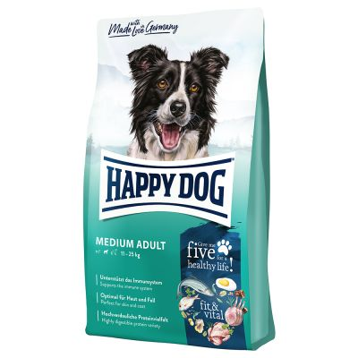 Happy Dog Supreme Fit & Vital Medium Adult Hondenvoer