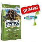 Happy Dog Supreme hrană uscată + jucărie Californian surf gratis!