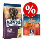 Happy Dog Supreme + Rocco Chings Originals 250 g la super preț!