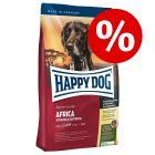 12,5 кг сухого корма Happy Dog Supreme Sensible по суперцене!