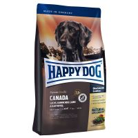 Happy Dog Supreme Sensible Canada saumon, lapin, agneau pour chien