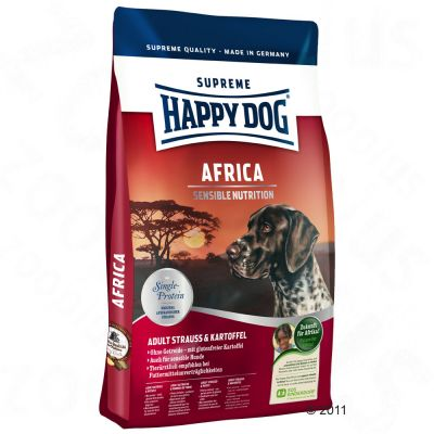 Happy Dog Supreme Sensible África