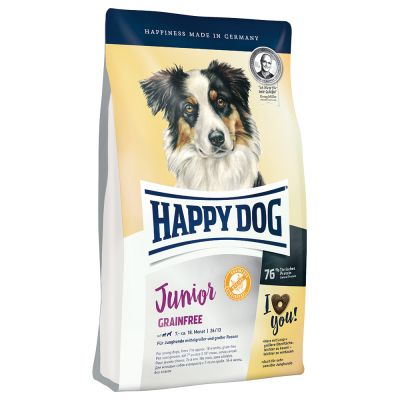 Happy Dog Supreme Young Junior Grainfree pour chien