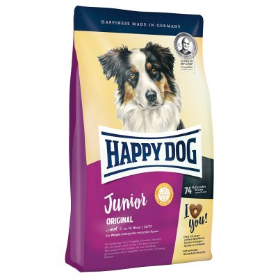 Happy Dog Supreme Young Junior Original Hondenvoer