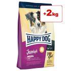 Happy Dog Supreme Young: 8 kg + 2 kg kaupan päälle