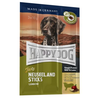 Happy Dog Tasty New Zealand Sticks