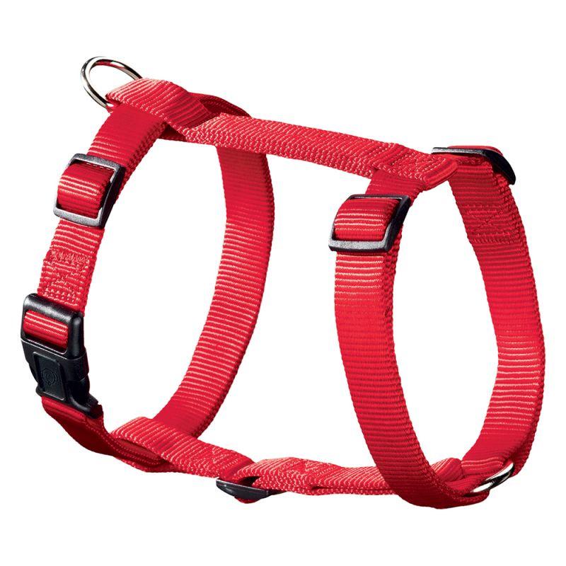 Harnais Hunter Ecco Sport Vario Rapid, rouge pour chien