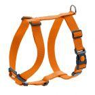 Harnais HUNTER London Vario Rapid, orange pour chien