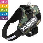 Harnais Julius-K9 IDC® Power, camouflage