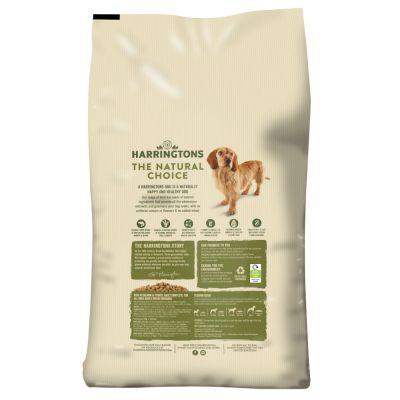 Harringtons Complete Adult Dog Rich In Salmon Potato