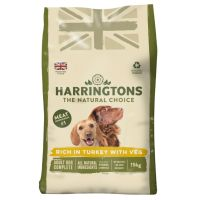 Harringtons Complete Adult Dog - Rich in Turkey with Veg