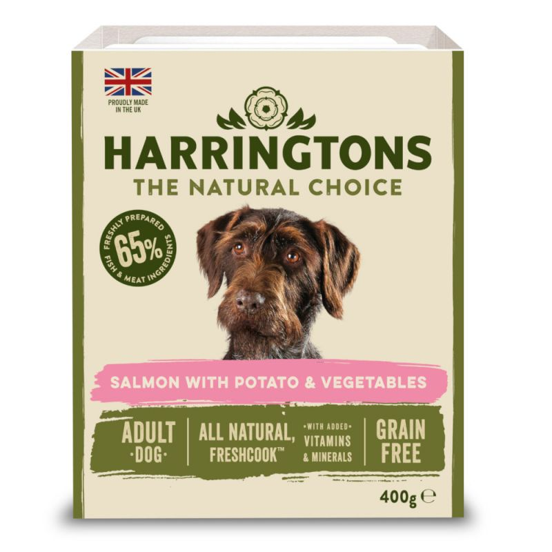 Harringtons Complete Adult Dog Salmon Potato