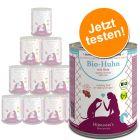 Herrmann's Menü Classic Bio Geflügel Mix