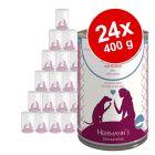 Herrmann's Menu Sensitive 24 x 400 g / 800 g pour chien