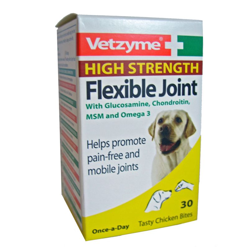 High Strength Flexible Joint Tablets