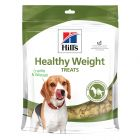 Hill's Healthy Weight snacks para cães