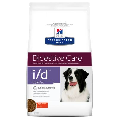 Hill´s i/d Low Fat Prescription Diet Digestive Care pienso para perros