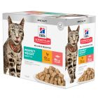 Hill's Perfect Weight sobres para gatos
