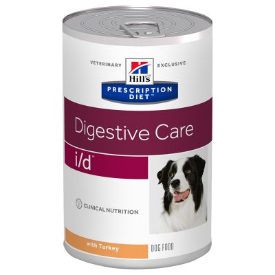 Hill's Prescription Diet i/d Digestive Care, indyk