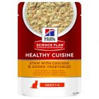 Hill's Science Plan Adult Healthy Cuisine poulet pour chat