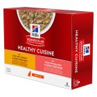 Hill's Science Plan Adult Healthy Cuisine poulet, saumon pour chat