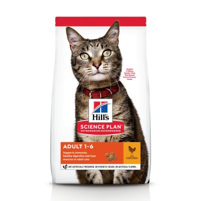 Hill's Science Plan Adult poulet pour chat