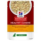Hill's Science Plan Kitten Healthy Cuisine poulet pour chaton