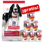 Hill's Science Plan pienso + 6 latas Hill's ¡gratis!