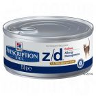 Hill´s Z/D Food Sensitivities Prescription Diet Feline