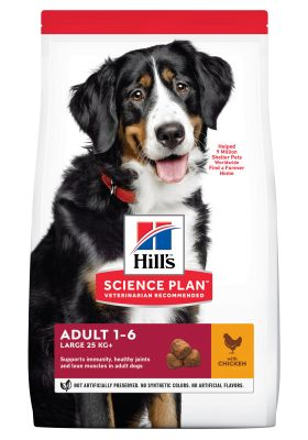 Hill's Adult 1-6 Large Science Plan con pollo