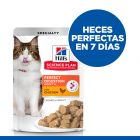 Hill's Adult Perfect Digestion con pollo Science Plan para gatos
