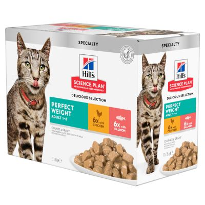 Hill's Adult Perfect Weight para gatos