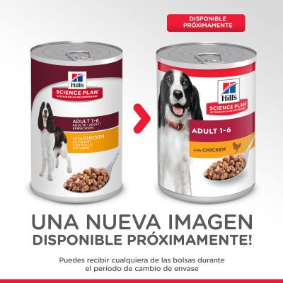 Hill's Adult Science Plan latas para perros