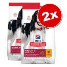 Икономична опаковка: 2 големи опаковки суха храна Hill's Canine