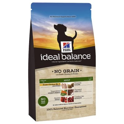 Hill's Canine Ideal Balance Adult No Grain Chicken & Potato