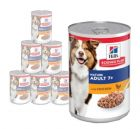 Hill's Canine Mature Adult 7+, 6 x 370 g