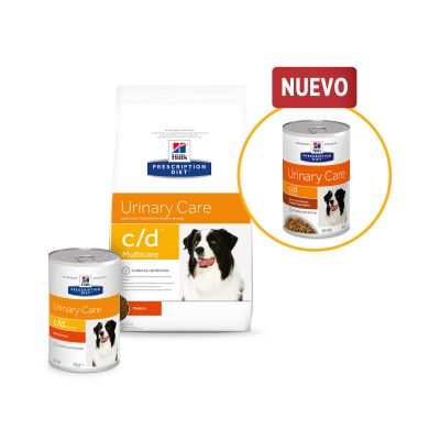 Hill's c/d Prescription Diet Urinary Care estofado para perros