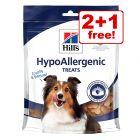 Hill's Dog Snacks - 2 + 1 Free!*