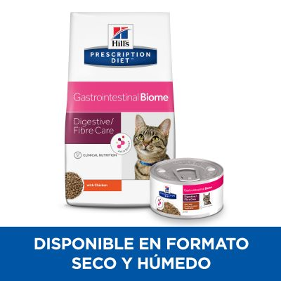 Hill's Gastrointestinal Biome Prescription Diet pienso para gatos