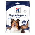 Hill's HypoAllergenic snacks para cães