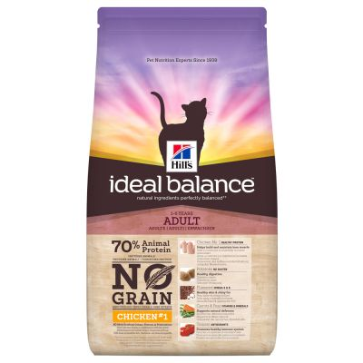 Hill's Ideal Balance Adult No Grain Pollo & Patate