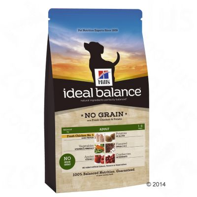 Hill's Ideal Balance Dry Dog Food Economy Packs 2 x 12kg