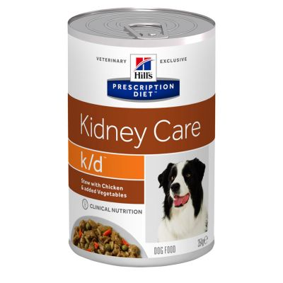 Hill's k/d Prescription Diet Kidney Care estofado para perros