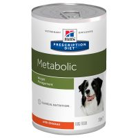 Hill's Metabolic Prescription Diet latas para perros