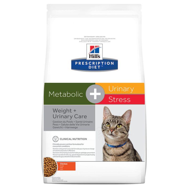 Hill's Metabolic + Urinary Stress Prescription Diet pienso para gatos