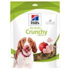 Hill's No Grain Crunchy com frango e maçã snacks para cães