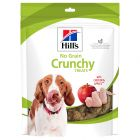 Hill's No Grain Crunchy con pollo y manzana snacks para perros