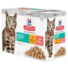 Hill's Perfect Weight sobres para gatos